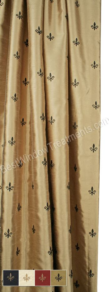 Fleur De Lis Kitchen Curtains Fleur De Lis Curtains For Kitchen Fleur De Lis On Kitchen Prints Avery Custom 50 Quot Wide