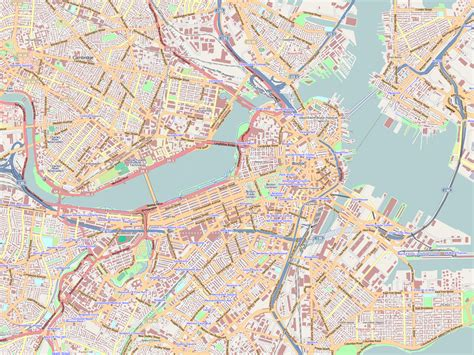 maps boston file map of boston and cambridge png
