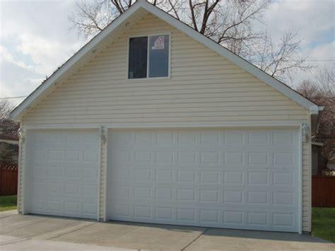 Gable Roof Garage Our Projects 171 Regency Garages Chicago Garage Builder