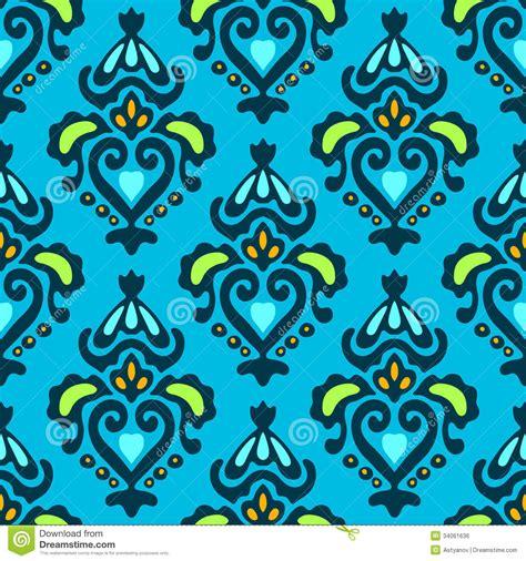 pattern royal vector royal seamless pattern vector stock illustration image