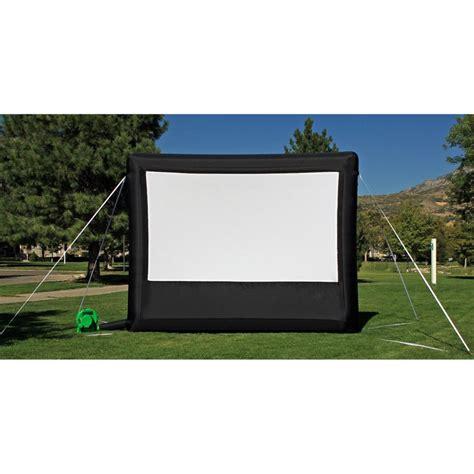 screen rental 20 foot x 15 foot dj peoples