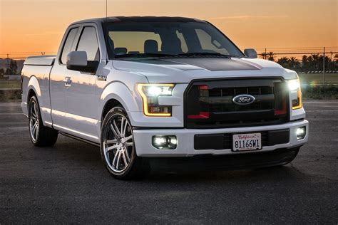 2016 Ford F150 Xl Limitless