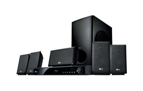 lg lhb335 3d capable disc home theater system