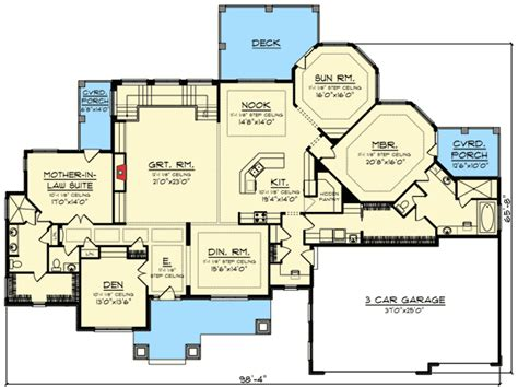 ranch house plans with inlaw suite ranch house plans with inlaw suite country ranch house