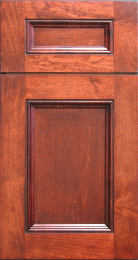 Maple Shaker Cabinet Doors Eastern Maple Shaker Style Cabinet Door With Applied Inset Moulding Other By Style Line