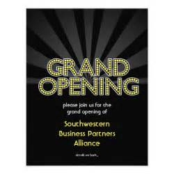 grand opening invitation templates custom grand opening invitation city lights