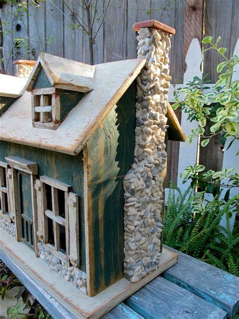Handmade Birdhouses - 1449 best images about bird houses feeders on