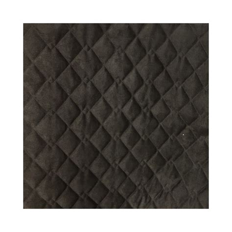Quilted Upholstery by Quilted Fabric Suede Eu Fabrics