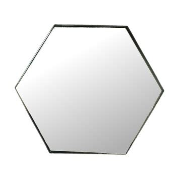 spiegel karwei spiegel glas koperlook d30x26 cm kopen karwei