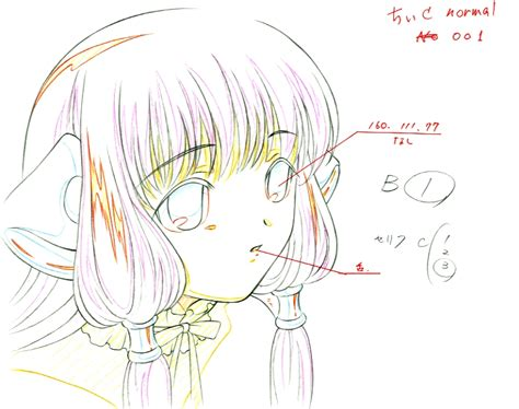 how to color anime what are the different colors in anime production drawings