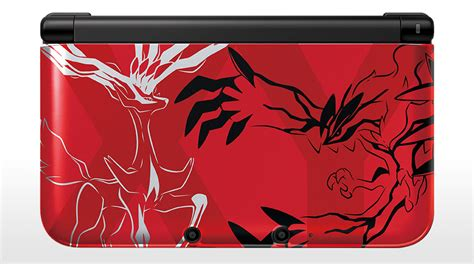 X 3ds Second pok 233 mon x and pok 233 mon y themed nintendo 3ds xl systems are coming on september 27th news
