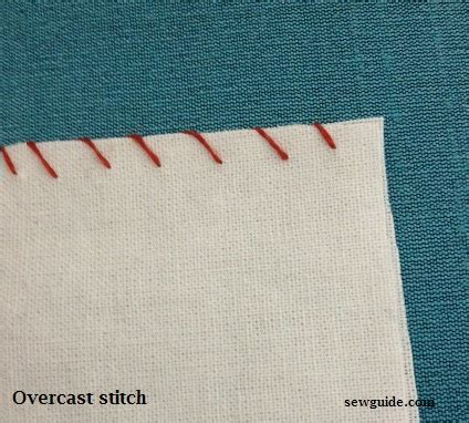 9 {EASY} hand stitches you should learn for perfect sewing