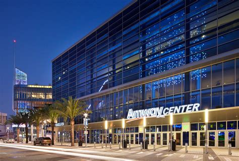 orlando architects amway center wins 2011 american institute of architects