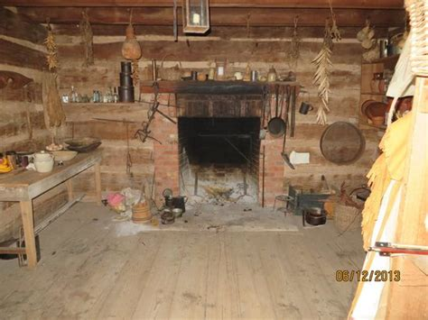 Kitchen On George History 1830 S Settler S Kitchen Picture Of George Ranch