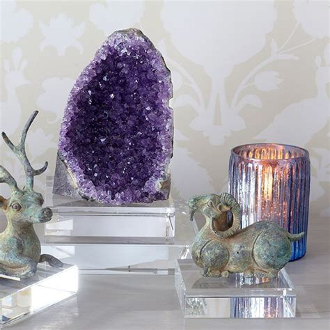 geode home decor 17 best images about geodes on pinterest agate bookends