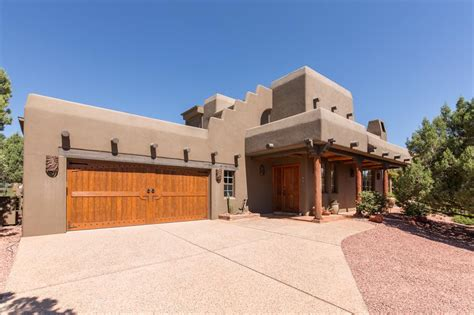 santa fe style home resourcephx roof lines pinterest santa fe house and