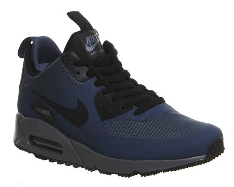 Nike Air Max 90 Blue Black nike air max 90 blue and black graysands co uk