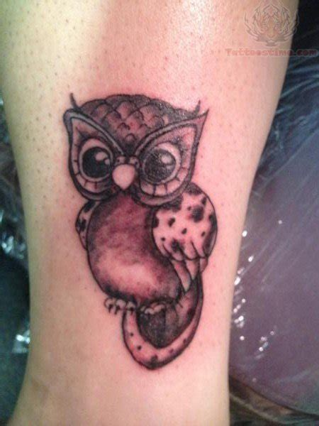 baby owl tattoo designs small owl image