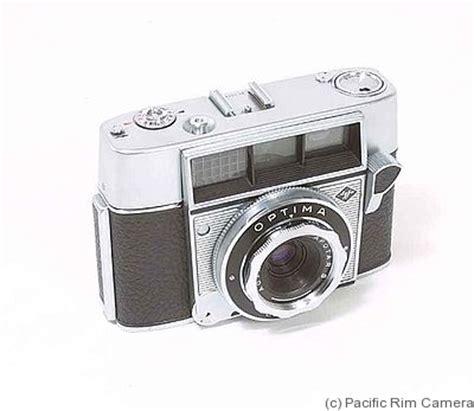 Agfa Optima Price Guide Estimate A Camera Value