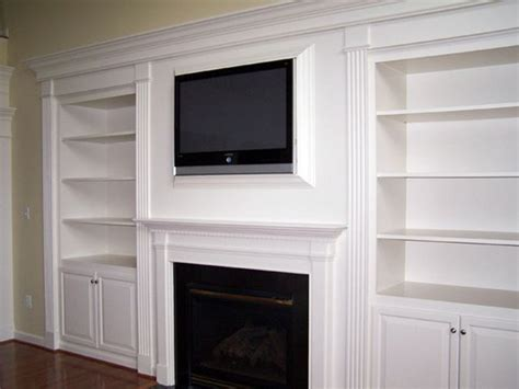 bookcases around fireplace custom bookcases around fireplace images for the