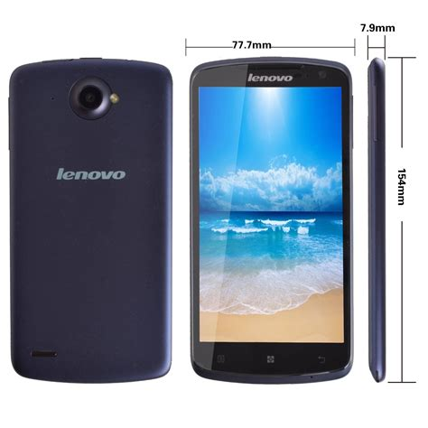lenovo s920 specs review release date phonesdata