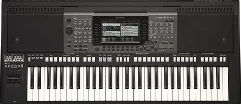 Keyboard Yamaha Psr A3000 yamaha psr a3000 arranger workstation keyboard
