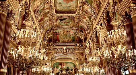 opera house paris the paris opera house youtube