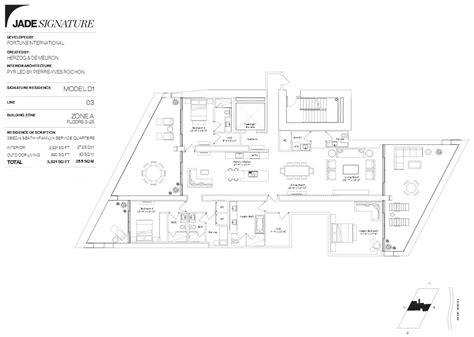 signature design plans jade signature sunny isles beach condo one sotheby s