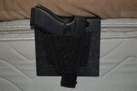 bed holster saf sleeper bedside gun holster