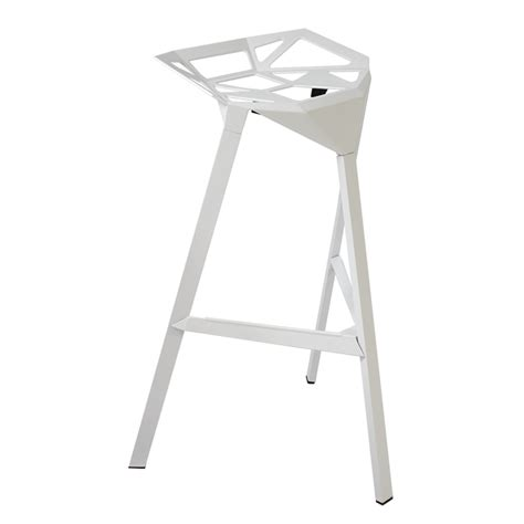 One Stool by Konstantin Grcic Bar Stool One Stool Design Stools