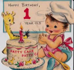 Happy Birthday Card 1 Year Happy Birthday Wishes For One Year Old Page 3