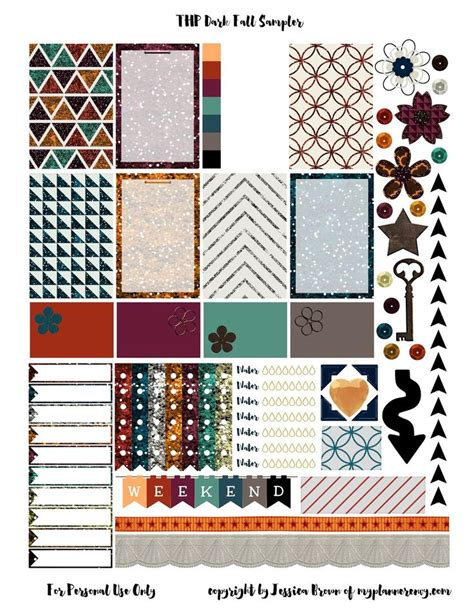 happy planner free printable stickers 17 best images about backgrounds for erin condren boxes on