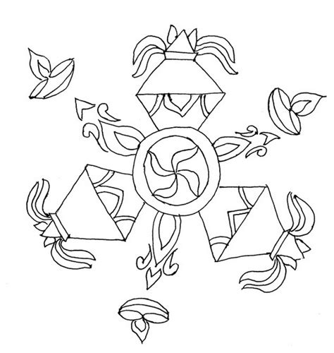 diwali fireworks coloring pages