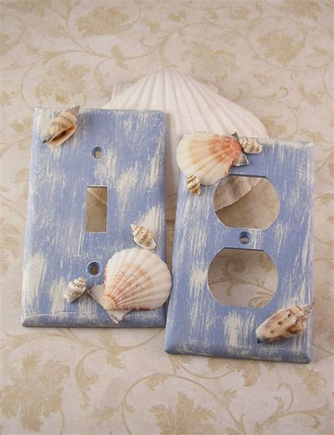 shell bathroom decor bathrooms decor sea shells and summer on pinterest