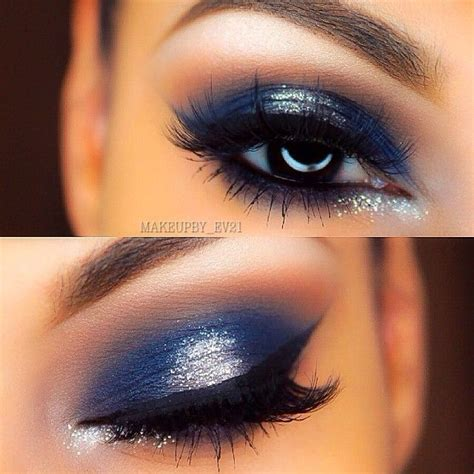 Eyeshadow For Blue best 25 blue dress makeup ideas on navy blue