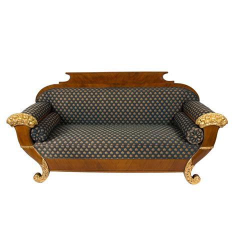 sofa gross sofa biedermeier antikhaus insam