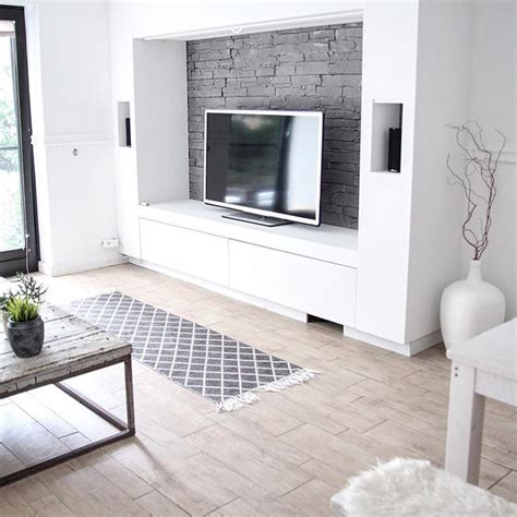 tv wand bauen best 25 tv wand diy ideas on tv wand im raum