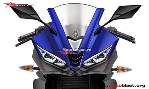 Winglet Cbr150 Facelift 1 Yamaha R15 2017 Sẽ C 243 Ngoại H 236 Nh Mới Cạnh Tranh Cbr150