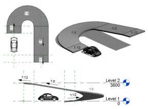 Parking Garage Ramp Design Ramp Max Slope 1 X Search How To Build And Cars