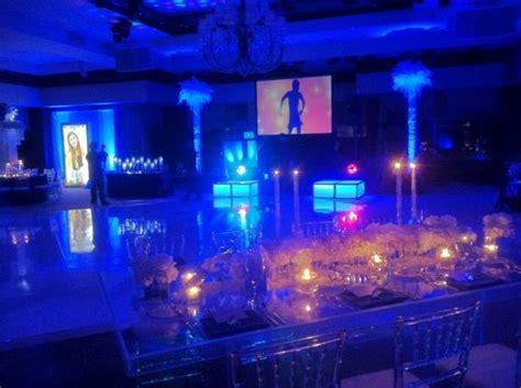 diamond themed events denim diamonds themed bat mitzvah event decor party