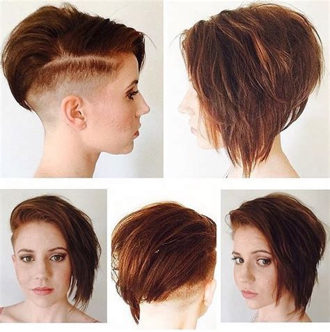 sexy stacked haircuts  short hair   easily