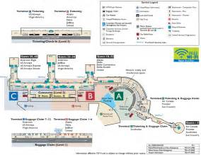us airways terminal map dca dca airport map dca terminal map