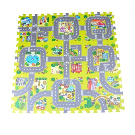 sale baby crawling mat traffic route pattern baby play