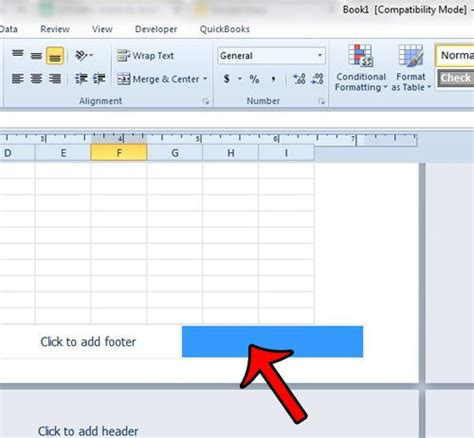 nlog layout with header and footer exle how to put the worksheet name in the footer of an excel