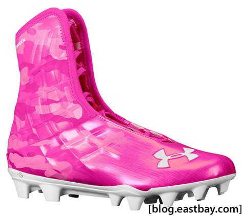 armour highlight tropic pink white eastbay