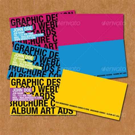 Graphic Designers Business Cards Design Inspiration