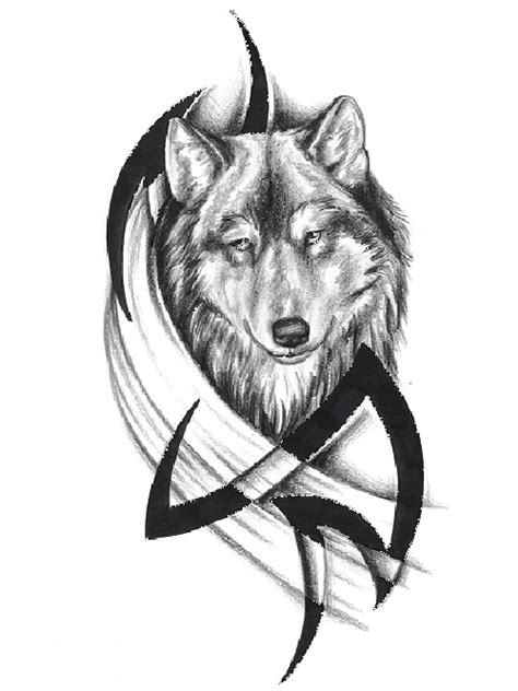 bear and wolf tattoo designs tattoos wolf and stencils