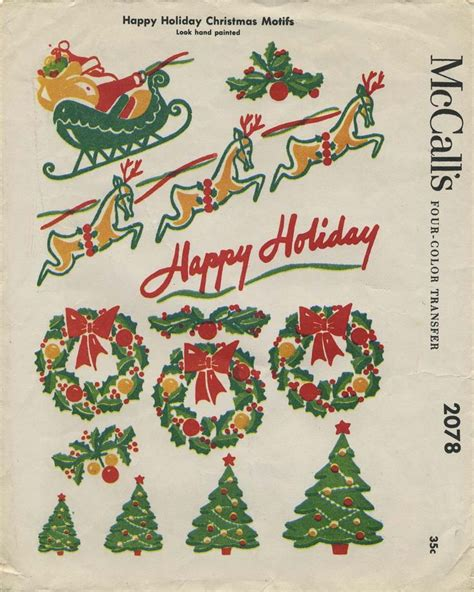 christmas pattern vintage 17 best images about my vintage christmas sewing patterns