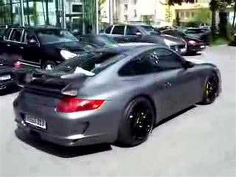 Sound Porsche 911 by Porsche 911 997 Gt3 Sound Exhaust Youtube
