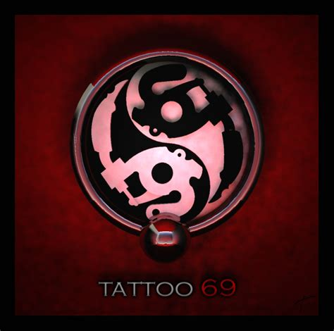 tattoo 69 logo by daemianbloodcrow on deviantart